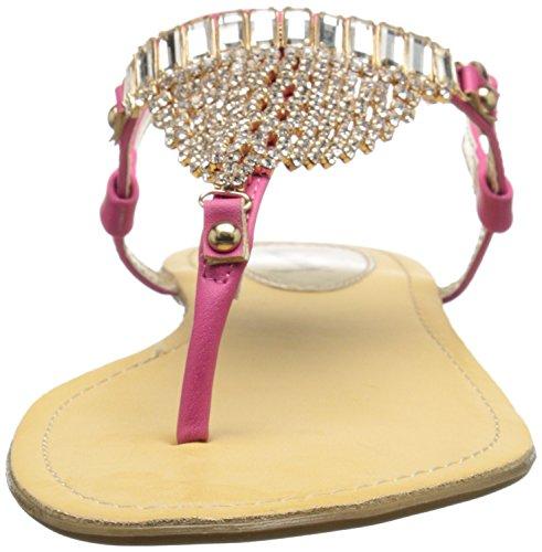 Fuchsia Cheer Ish Dress Luichiny Sandal Women's CqAXx0