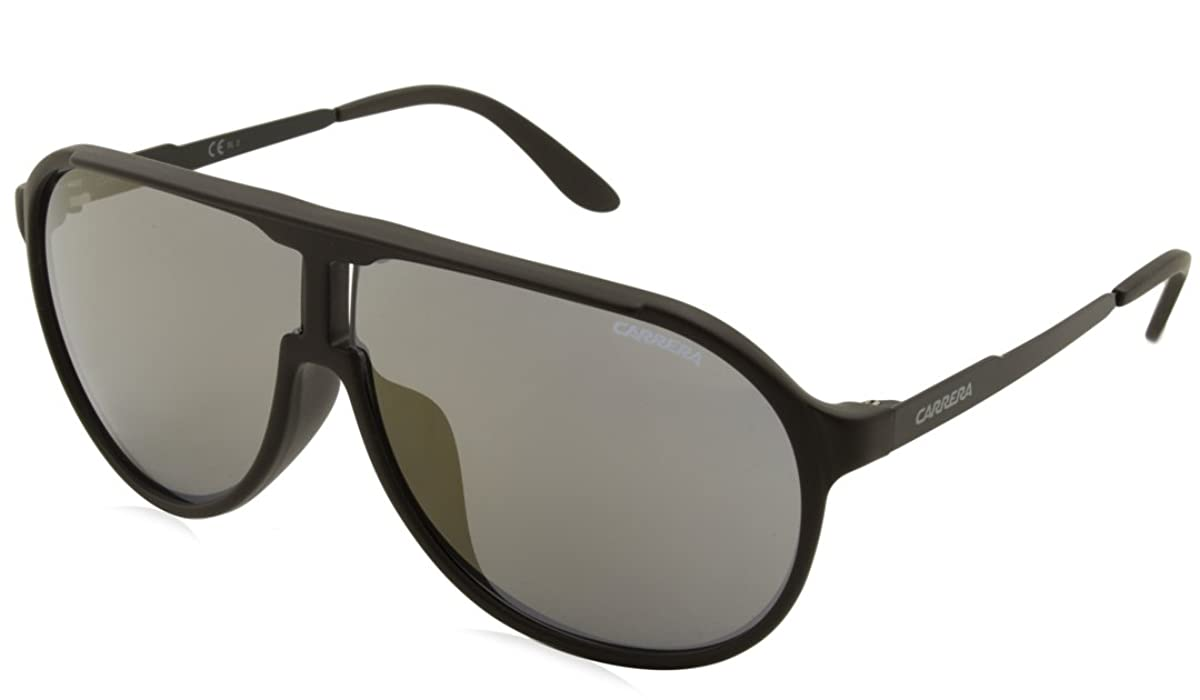 Carrera Sunglasses - New Champion F / Frame: Matte Black Lens: Gray ...