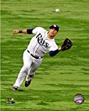 "Kevin Kiermaier Tampa Bay Rays 2014 MLB Action Photo (Size: 8"" x 10"")"