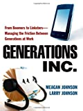 Generations Inc., Meagan Johnson and Larry Johnson, 0814415733