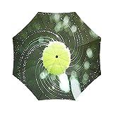 Tennis Ball Foldable Rain Umbrella Compact Parasol/Sun Umbrella