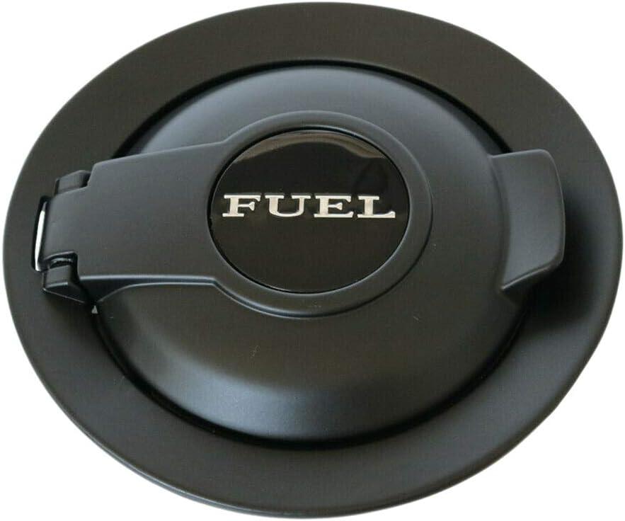 TOOGOO Fuel Gas Door Edition Matte Black for Challenger 2008-19 68250120AA