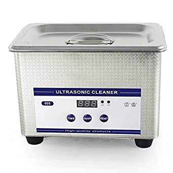 Amazon com: Digital Ultrasonic Jewelry Cleaner Cleaning Machine