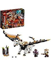 LEGO® NINJAGO® Wu's gevechtsdraak 71718 bouwset voor ninjagevechten met figuren die je zelf kunt bouwen (321 onderdelen)