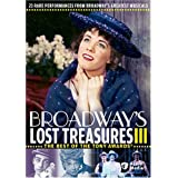 Broadway's Lost Treasures III - The Best of the Tony Awards by Acorn Media