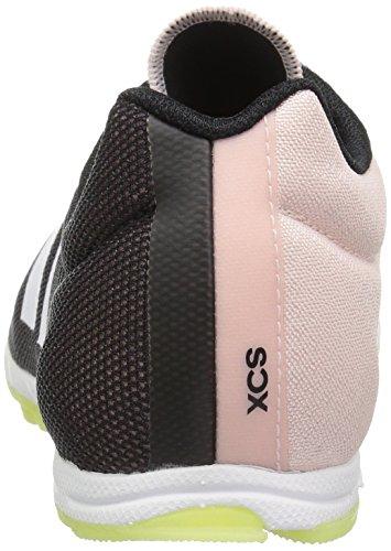 Adidas Performance Kvinders Xcs W Cross-country Løbesko Sort / Hvid / Sol Gul XJ9DXAS