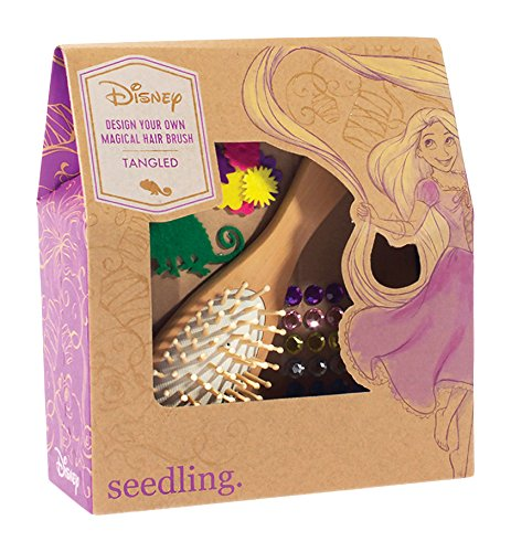 Hatter Girl Diy Mad Costume (Seedling Disney's Tangled Design Your Own Magical Hair Brush Activity)