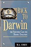 Back to Darwin, M. A. Corey, 0819193070