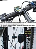 Wolfride Wireless Bicycle Computer Multi Functions