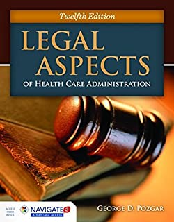 Essentials of health care finance 9780763789299 medicine legal aspects of health care administration fandeluxe Images