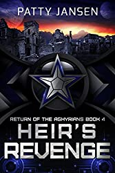 Heir's Revenge (Return of the Aghyrians Book 4)