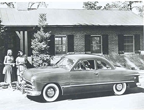1949 Ford Club Coupe Factory (Ford Club Coupe)