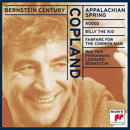 Copland: Appalachian Spring, Rodeo, Billy the Kid & Fanfare for the Common Man