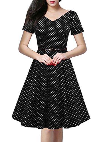 40s swing dress - 4