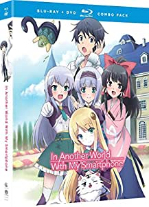 In Another World With My Smartphone: The Complete Series [Blu-ray + DVD]