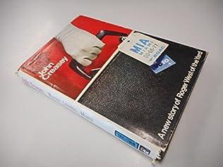 book cover of Murder, London - Miami