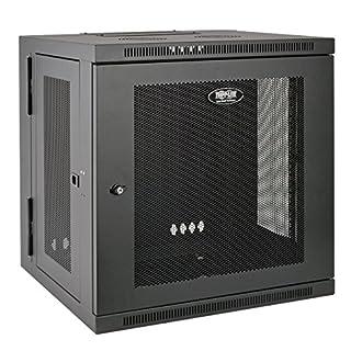 "Tripp Lite 10U Wall Mount Rack Enclosure Server Cabinet, Hinged, 20.5"" Deep, Switch-Depth (SRW10US) (B003XII7WO) | Amazon price tracker / tracking, Amazon price history charts, Amazon price watches, Amazon price drop alerts"