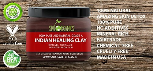 Buy clay mask for acne scars