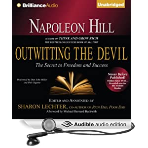 Napoleon Hill's Outwitting the Devil: The Secret to Freedom and Success Unabridged Audio Cd NAPOLEON HILL