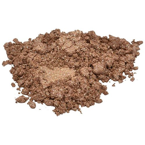 Aladdin's Lamp/Brown/Sienna Luxury Mica Colorant Pigment Powder Cosmetic Grade Glitter Eyeshadow Effects for Soap Candle Nail Polish 1 oz