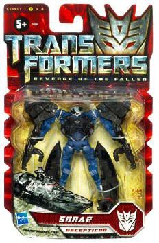 Transformers 2 Revenge of the Fallen Movie Scout Class