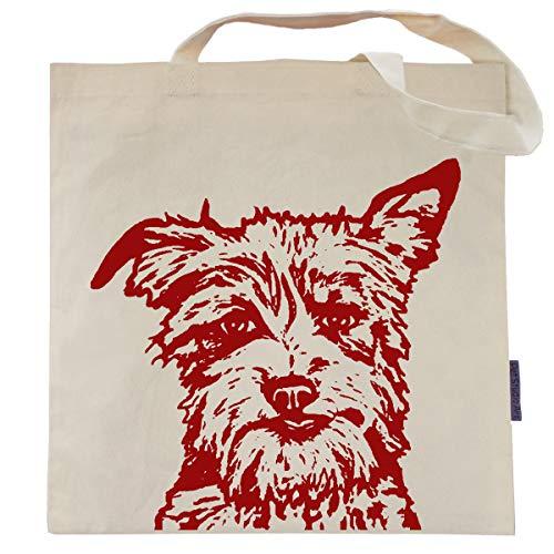 Pet Studio Art Mandy the Yorkshire Terrier Tote Bag ()