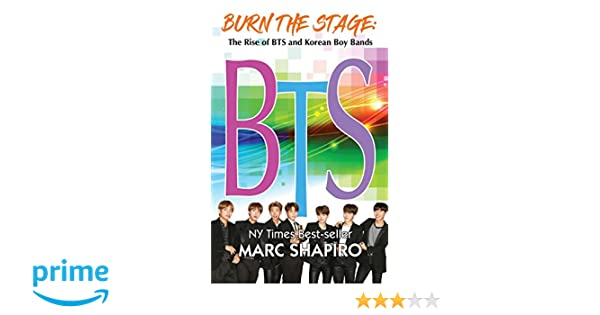 Amazon com: Burn the Stage: The Rise of BTS and Korean Boy