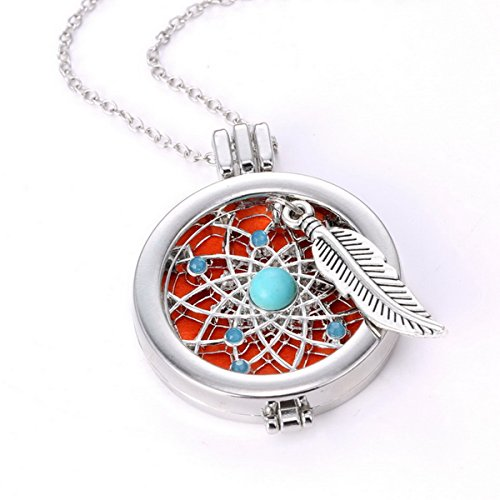 essential oil necklace diffuser - 8