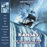 KANSAS - ALL JUST DUST IN THE WIND: LIMITED EDITION ON BLUE VINYL