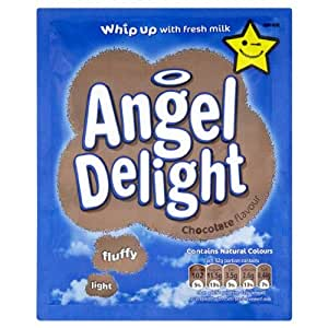 Amazon.com : Angel Delight Chocolate Flavour 18 x 59gm : Powdered Chocolate Beverage Mixes : Grocery & Gourmet Food300 x 300 jpeg 16kB