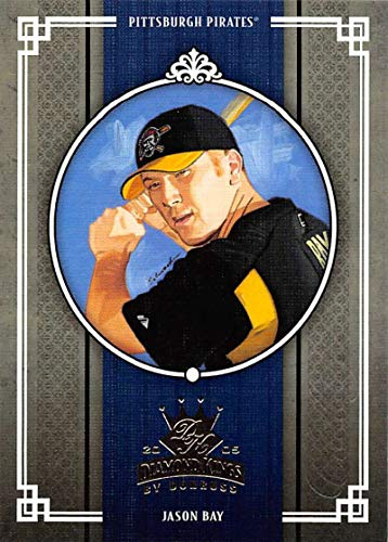 2005 Donruss Diamond Kings Challenge Baseball #184 Jason Bay Pittsburgh Pirates Official MLB Trading Card From -