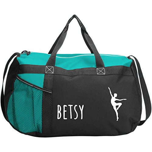 Betsy Ballet Dance Bag Gift: Gemline Sequel Sport Duffel Bag