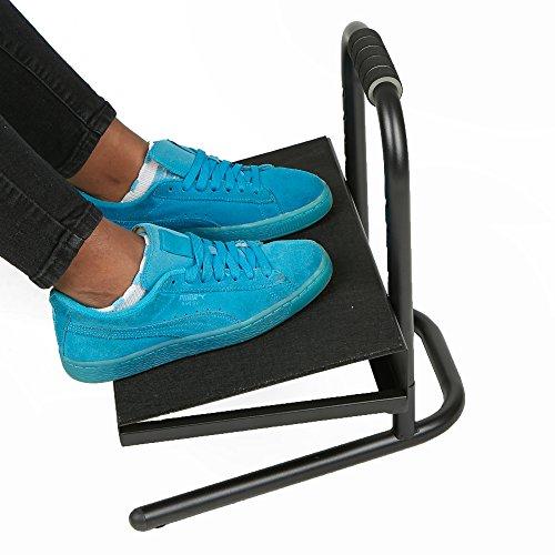Mind Reader Ftheight-Blk Foot Rest, Black by Mind Reader