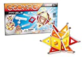 Geomag 104-Piece Construction Set with Assorted Panels – Mentally Stimulating for Children and Adults – Safe and Construction – For Ages 3 and Up
