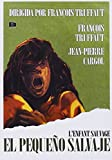 L'enfant sauvage - Audio: Spanish, French - All Regions (Import)