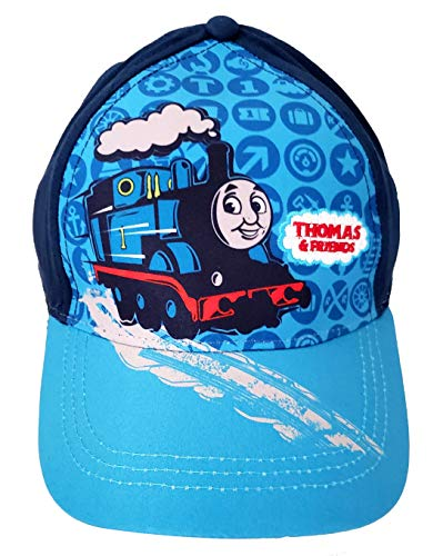 HIT Compatible with Thomas & friends Cap for Little Boys Hat Blue (Thomas The Train Beanie Baby)