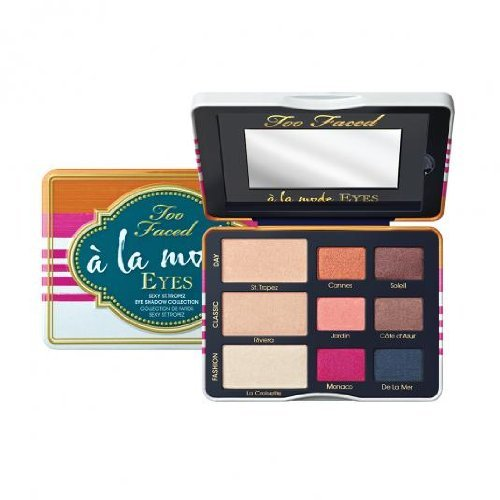 Too Faced A La Mode Eyes Sexy St Tropez Eye Shadow Collection