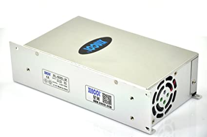 Amazon.com: XINCOL AC-DC SMPS AC110V/220V to DC12V 50A 600W Switched ...