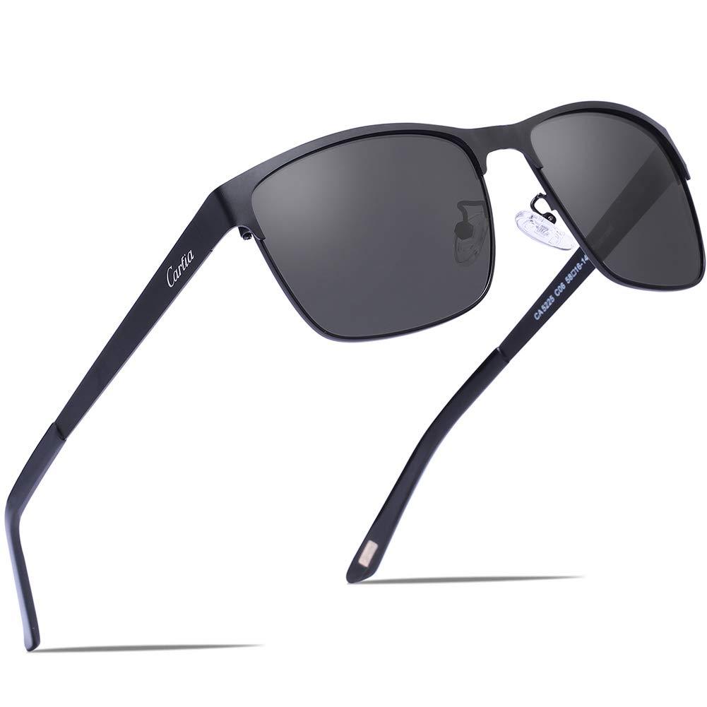 Carfia Polarizadas Gafas de Sol Hombre Mujer Protección UV400 para Conducir product image