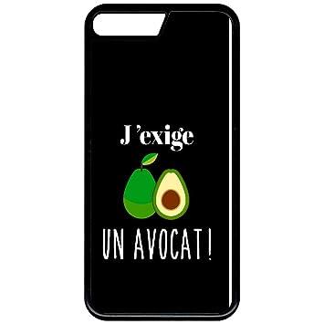 coque iphone xr avocat