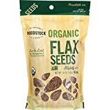 Woodstock Seeds - Organic - Flax - 14 oz - case of 8