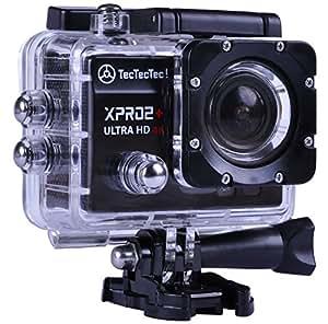 tectectec xpro2 action cam ultra hd wifi. Black Bedroom Furniture Sets. Home Design Ideas