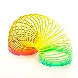 Plastic Rainbow Spring, 2 Pack