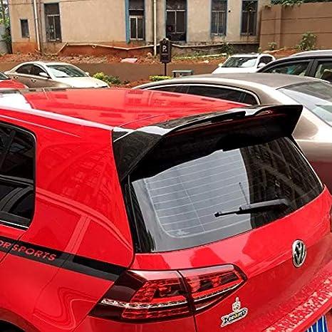 Desconocido Alerón ABS para Volkswagen Golf 7 MK7 2013 - 2017 ...