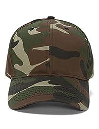Blank Kids Youth Baseball Hat - Camo