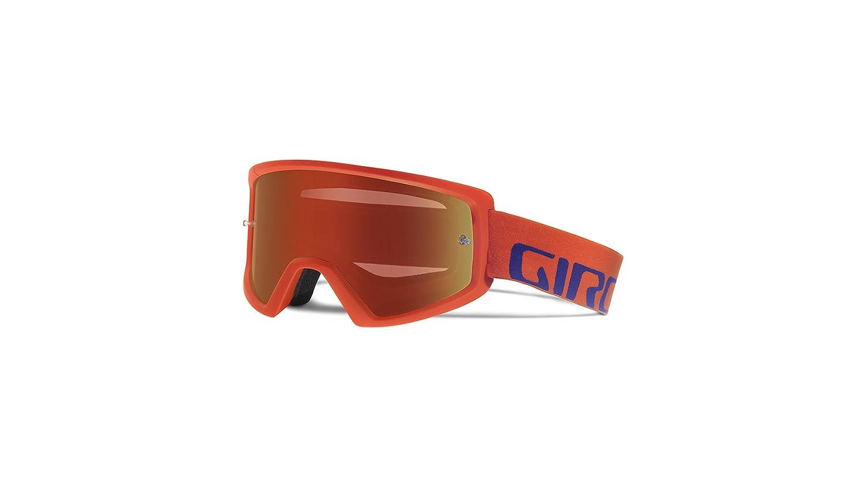 Giro Blok MTB   MX Goggle Orange lila rot 2017