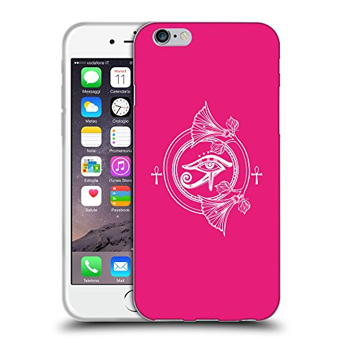 GoGoMobile Coque de Protection TPU Silicone Case pour // Q09800616 Religion 20 Rose pétant // Apple iPhone 7