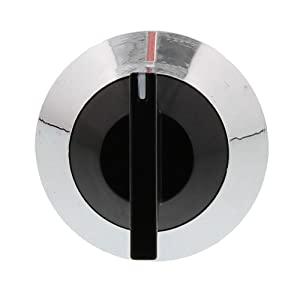 ERP 330190 Range Knob, Black