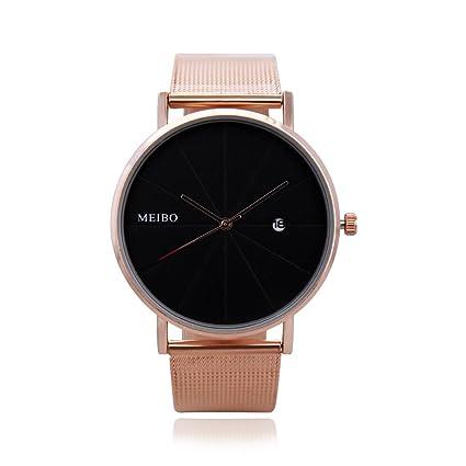 Relojes de pulsera de moda, accesorios de moda, minimalismo, para hombres, mujeres