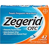 Zegerid OTC Capsules, 42-count (Pack of 5) XZ&TT